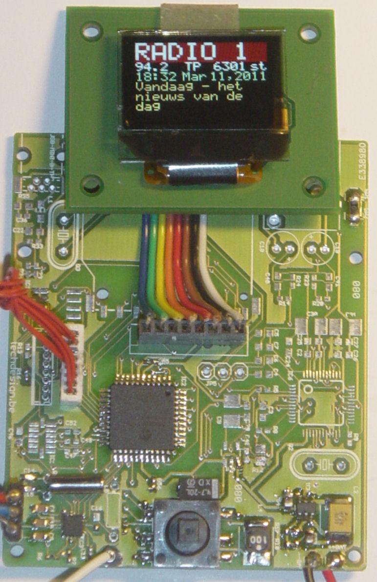 086 Fm Rds Radio Module